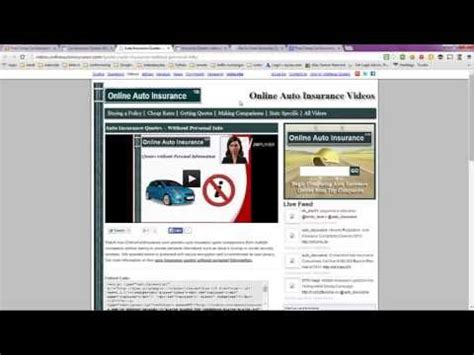 cheap car insurance quotes   personal