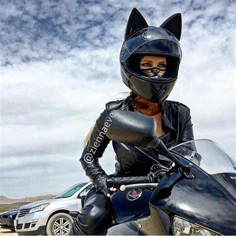 Motorradhelm Panda by Cat Ear Motorcycle Helmets