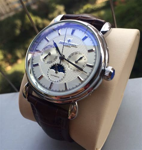 luxury brand leather fashion s stainless steel vc
