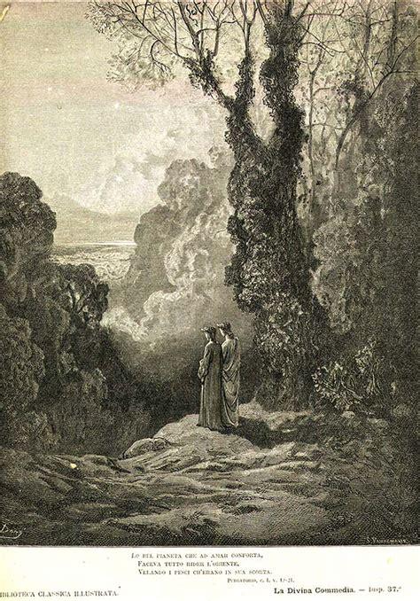 Devina Stelan purgatorio dante alighieri la divina commedia