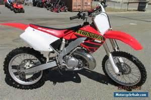 Honda Cr250 For Sale Honda Cr250 For Sale In Australia