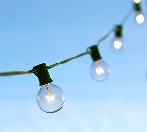 Globe Patio String Lights 5 Great Wedding Gifts For The Home Garden And Patio Simpleregistry