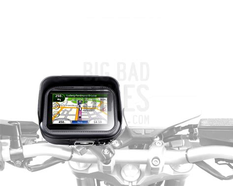 Big Bag Navi Edition navi pro l gps phone bag bigbadbikes com