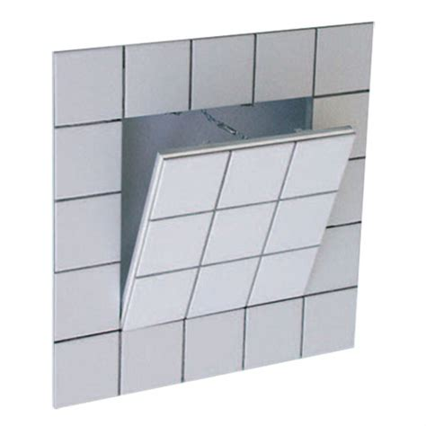 tiled access panels bathroom system f3 non hinged removable recessed for 1 2 5 8