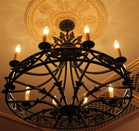 Iron Lighting Fixtures Iron Light Fixtures Light Decorating Ideas