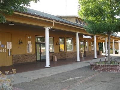 redding depot redding ca stations depots on