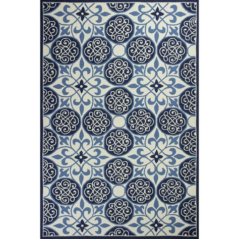 colonial area rugs colonial 1822 ivory blue serendipity 20 quot x 30 quot size area rug
