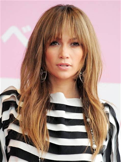 hairstyles for long hair jennifer lopez jennifer lopez long hairstyles