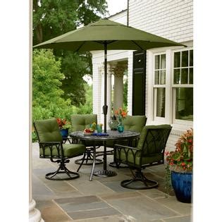 Garrison 5 Piece Patio Dining Set: Enjoy Outdoor Meals