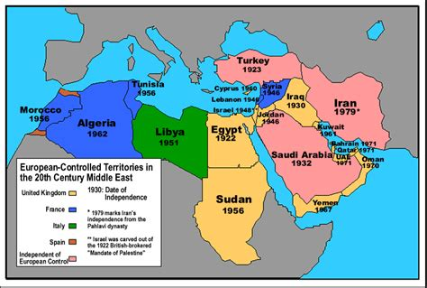 us middle east allies map section 2 mr parana s website