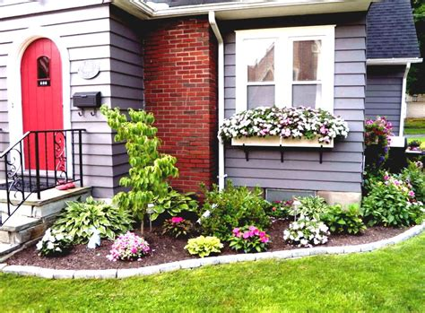 landscape tips flower bed design ideas home decorating ideas and tips