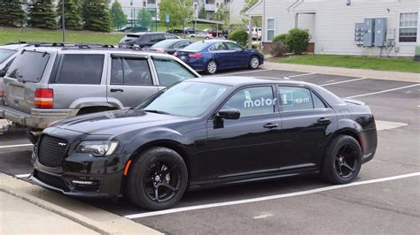 chrysler 300 hellcat hellcat powered chrysler 300 srt with dodge drag