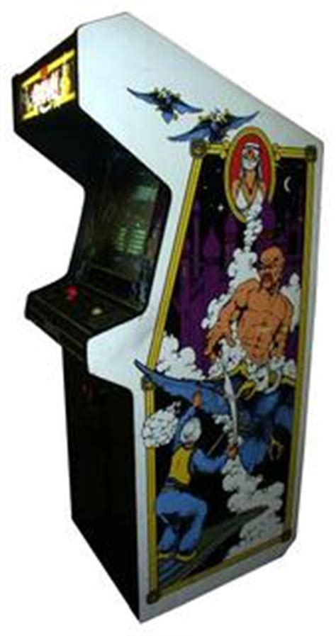 Arabian   Videogame by Atari