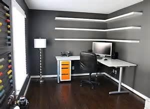 Bookcase Headboard King Size Bed Ikea Galant Corner Desk Corner Shelves Interiors