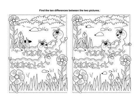 1 picture puzzles for a find the differences book activity books for ages 4 8 volume 1 books find the difference da ara find the difference
