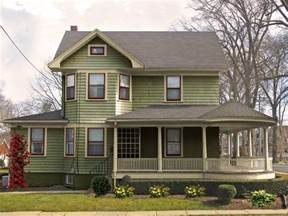 victorian circular porch restored wrap around porch dream homes pinterest