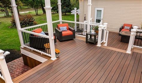 best decking material best decking material wood vinyl or composite deck