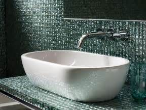 glass tile ideas for small bathrooms 27 cool ideas of glasstiled walls bathroom