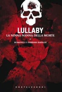the cure lullaby testo ninna nanna barbara baraldi