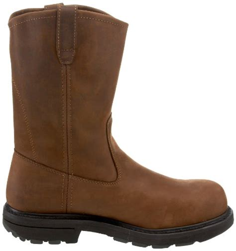 Gardeners Supply Boots Wolverine S W04707 Wolverine Boot Brown 8 M Us Home