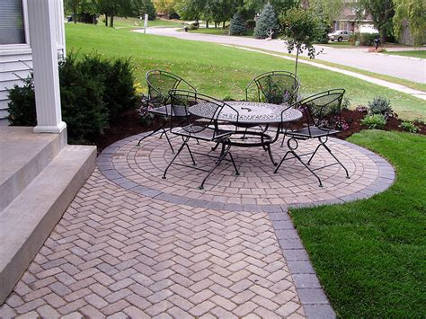 pictures of patios made with pavers top tips for easy patio and deck maintenance the