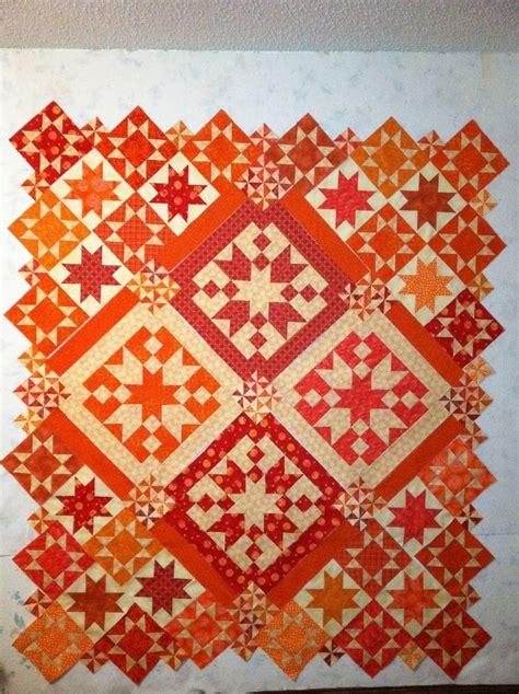 Orange Quilt Best 20 Orange Quilt Ideas On