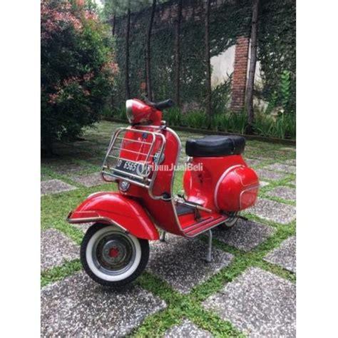 spakbor slebor vespa vbb tahun tua motor tua vespa vbb tahun 1965 warna merah surat lengkap