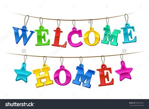 welcome home banner best business template