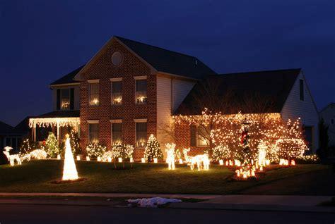 residential christmas light installation i love holiday