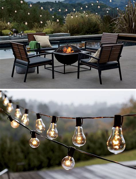 cheap backyard lighting ideas 8 outdoor lighting ideas to inspire your spring backyard