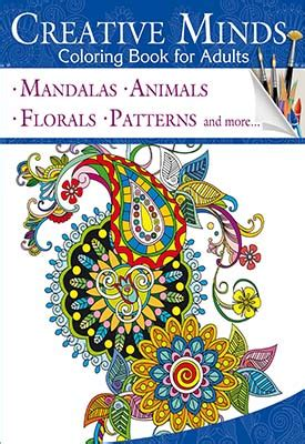 coloring books for adults philippines cm00011 creative minds 11 coloring book for adults