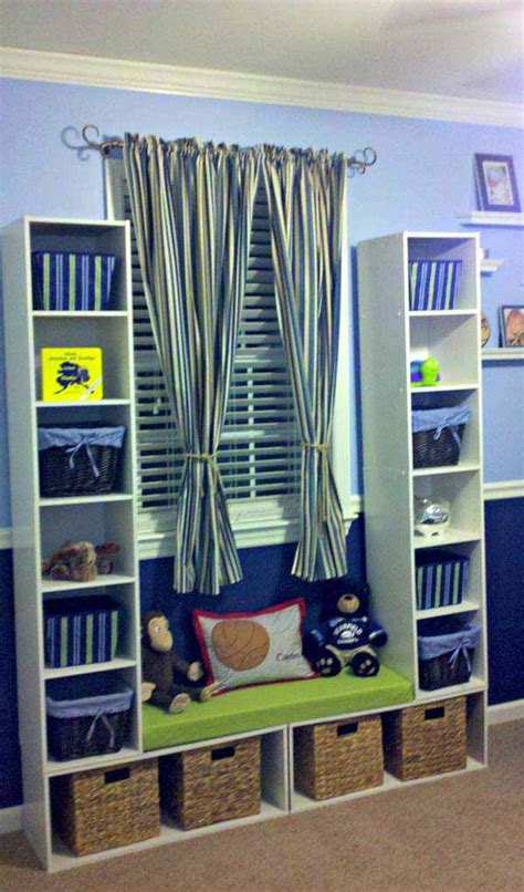 Kids Room Organization Ideas | 28 genius ideas and hacks to organize your childs room