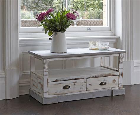 mobili soggiorno shabby chic mobili shabby chic per il bagno il soggiorno proposte