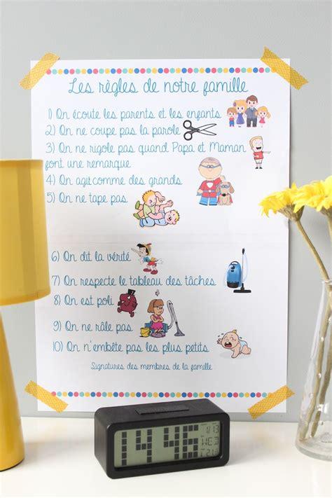 Pour La Maison by C Est Important Que Les Enfants Soient Impliqu 233 S Parce Que