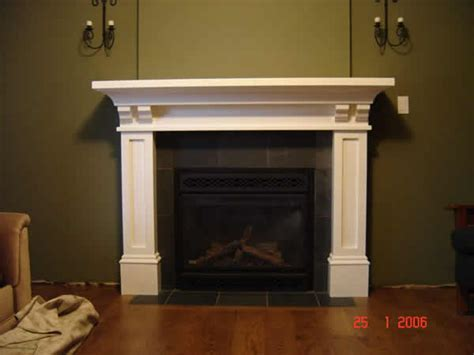 arts and crafts mantels craftsman fireplace mantel