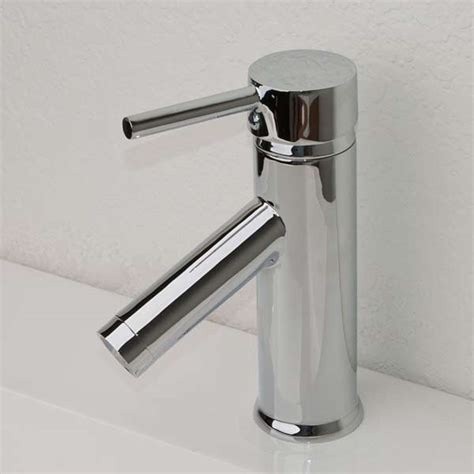 single hole faucets bathroom bathroom faucet single hole kadaya m11016 531c