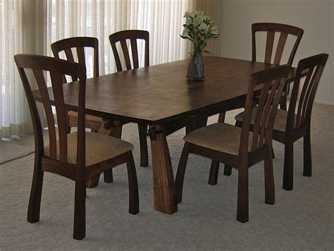 struckman table and chairs steven white woodworking