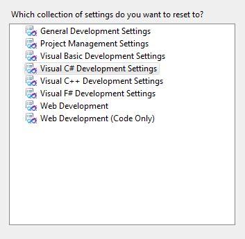 visual studio code reset settings visual studio 2010 archives page 2 sur 2 blog de