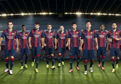 imagenes nuevas del barcelona fotos nueva camiseta oficial nike del barcelona 2014 15