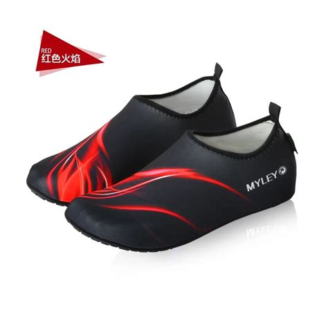 waterproof flats shoes unisex waterproof swimming dive toe