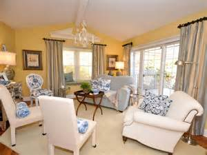 Living Room Ideas Yellow Blue Transitional Living Space Photos Hgtv
