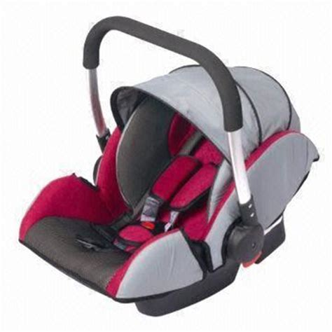 infant car seat ergonomic handle baby car seat adapts to stroller comes with adjustable