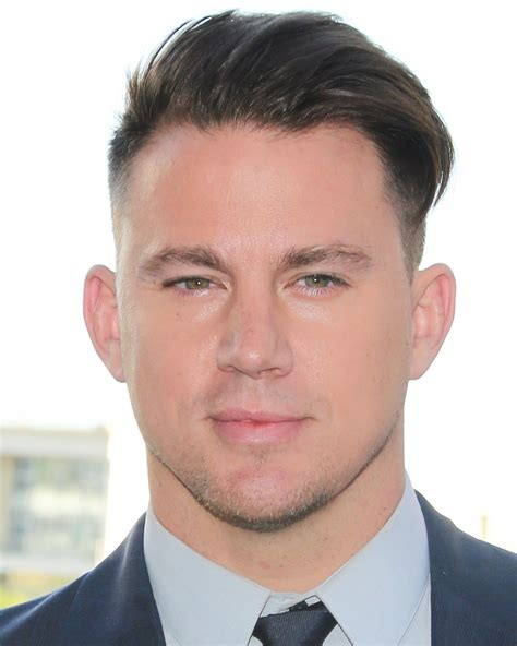 changing tatum best haircuts for face shapes channing tatum is blond yup this is happening glamour