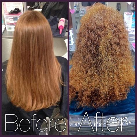 difference between a beach wave perm and the american wave perm 11 best permanent waved hair images on pinterest curly
