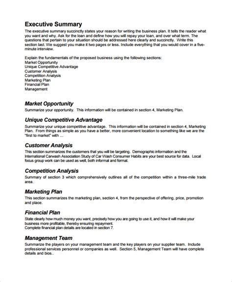 7 Sle Competitive Analysis Templates Sle Templates Market Analysis Template For Business Plan