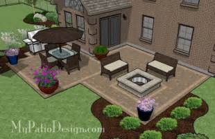 Backyard Patios On A Budget by Paver Patios On A Budget Outdoor Space Backyard Patio
