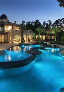 Luxury Home Plans With Pools by Best 25 Luxury Pools Ideas On Pinterest Dream Pools