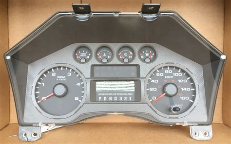 used ford f 350 instrument clusters for sale 2008 ford f250 used dashboard instrument cluster for sale dashboard instrument cluster