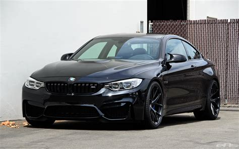 bmw black black sapphire bmw m4 with matte black hre wheels