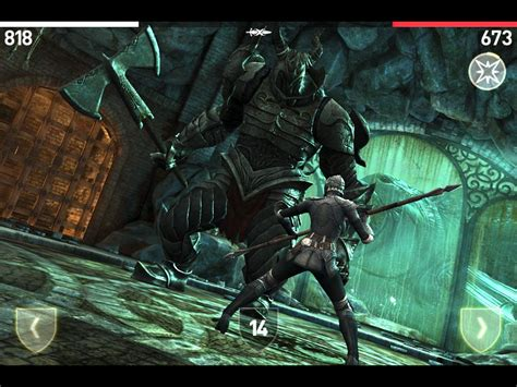 infinity blade 3 android infinity blade iii the culmination of the best of ios gaming applenappsapplenapps